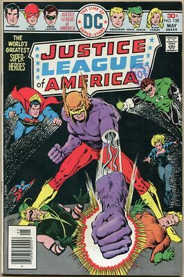 Justice League Of America #130 - FN/VF