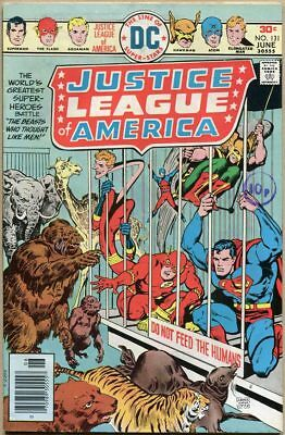 Justice League Of America #131 - VG/FN