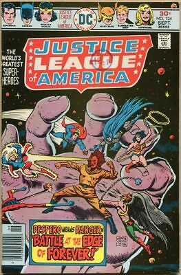 Justice League Of America #134 - FN/VF