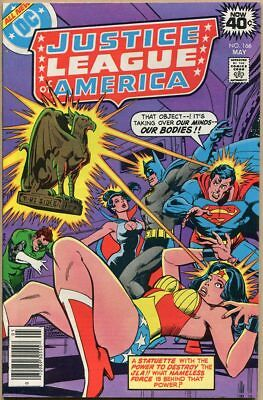 Justice League Of America #166 - VF