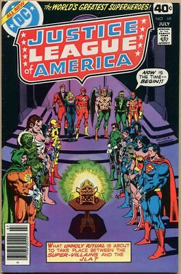 Justice League Of America #168 - FN/VF