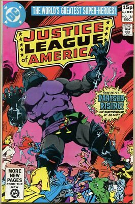 Justice League Of America #185 - VF+