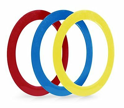 Eureka Acrobat Juggling Rings (Set of 3)