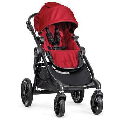 Baby Jogger BJ23436 - City Select Stroller - Red