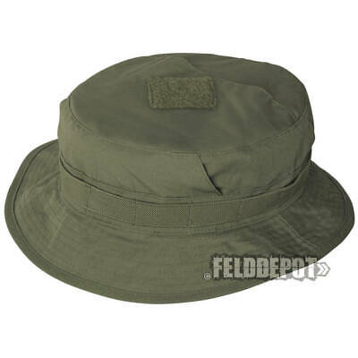 Helikon Tex CPU®-Hat Olive Green Tactical Boonie PoCo Ripstop