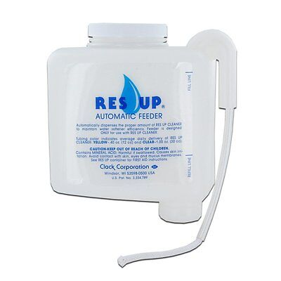 Res-Up Liquid Resin Cleaner Feeder - 0.40 oz/12cc Feeder w/Yellow Tube
