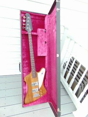 1976 Bicentennial Gibson Thunderbird bass with original H.S.C.