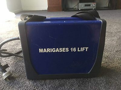 MARIGASES 16 welder tig and stick  160 amp RRP $2500
