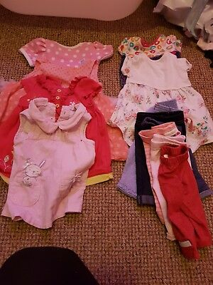 Newborn baby clothes bundle all good condition