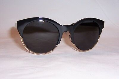 e499975ee73d5 NEW CHRISTIAN DIOR Sideral 1S J63-Y1 Black gray Sunglasses Authentic ...