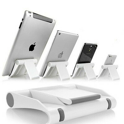 Foldable Universal Mobile Cell Phone Stand Holder Mounts for Smartphone & Tablet