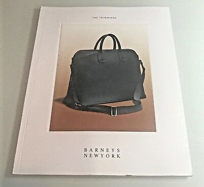 BARNEYS NEW YORK Fall 2014 GIFT GUIDE CATALOG Shoes Accessories Beauty + more