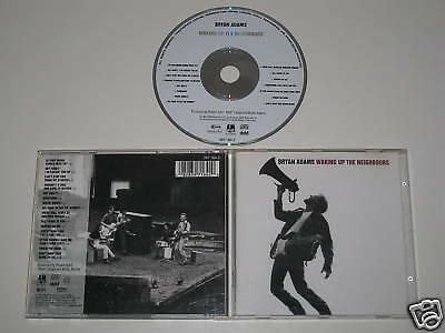 Bryan Adams / Waking Up the Neighbours (A&M 397164) CD
