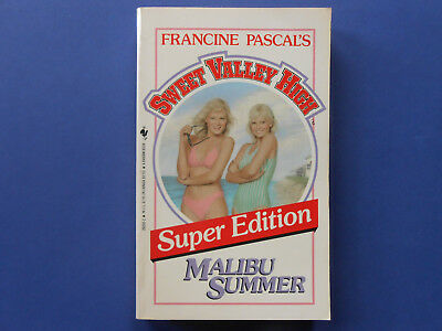 ## Sweet Valley High Super Edition - Malibu Summer - Francine Pascal