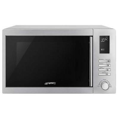 Smeg Microwave Oven With Grill 34L 1000W RRP $349