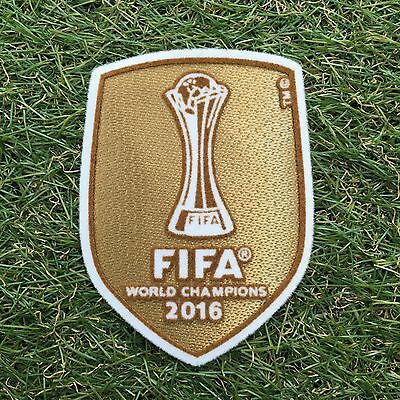 Patch Football FIFA World Cup Club 2016 REAL MADRID
