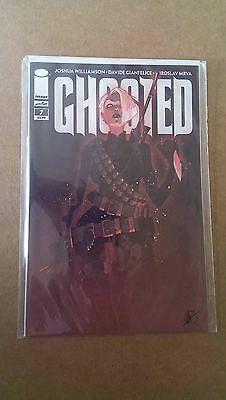 Ghosted  #7  Image Comics