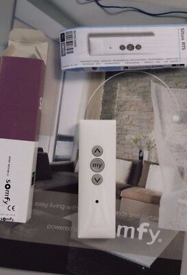 Somfy SITUO RTS Pure remote control 1 channel - catalogue number: 1810636