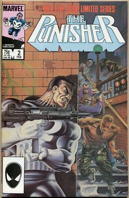 Punisher (Mini Series) #2 - NM