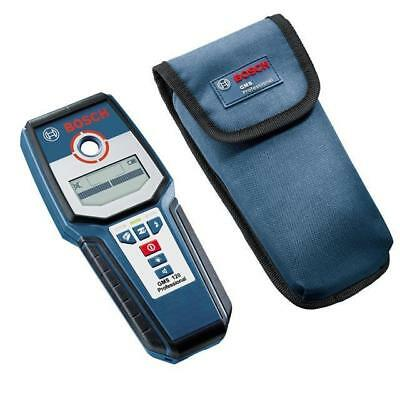 Bosch Gms 120 Proffesional Cable Wire Pipe Stud Multi Detector Scanner