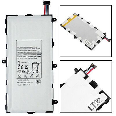 Battery Replacement for Samsung Galaxy Tab 3 7.0 SM-T210 T211 T4000E 4000mAh