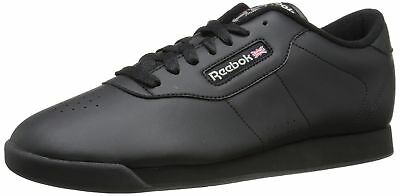 Reebok 7344: Women's Princess Aerobics Shoe Black