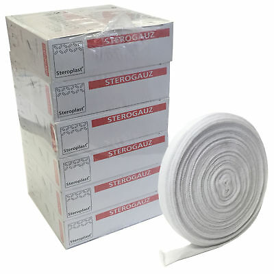 Case of Sterogauze Tubular Small Adults Finger Wound Dressing Bandage 1.5cm
