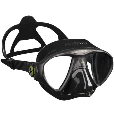 Aqualung Technisub Micromask Black - Freediving, Spearfishing and Scuba Mаsk