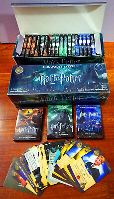 408Pcs Role-Playing Game Cards Harry Potter Science Fiction Collectible Card Hot