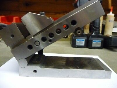 "5"" Sine vise. Machine tools. New"