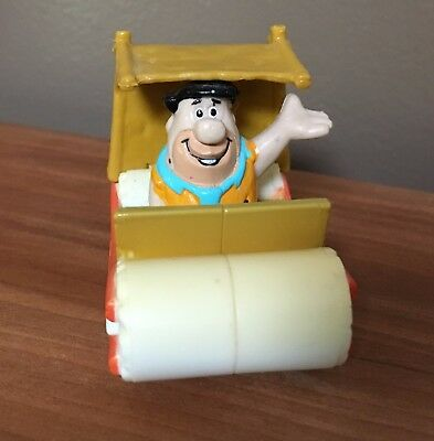 Fred Flintstone Flint Mobile 1990 Applause Vehicle Car