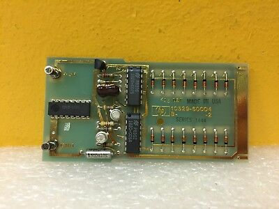HP / Agilent 10529-60004 Self Test Card. For 10529A Logic Comparator. New!