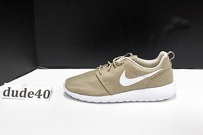 Nike Roshe One Khaki White Tan 511881 203