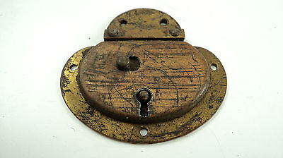 Nice Antique Brass Cabinet Hardware latch lock