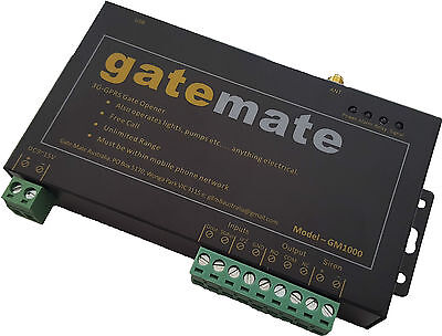 3g gate opener - Australian Stock - ***NOTE- EXTENDED DELIVERY TIMES APPLY***