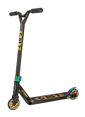 Grit Extremist Scooter New 2018 - Black Gold Metallic Scooter MY17/18