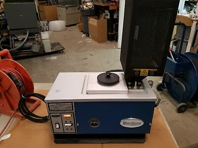 Nordson Model 120 Hot Melt Glue Dispenser.