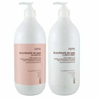 RPR Rejuvenate My Hair Shampoo and Conditioner 1000ml Duo Pack