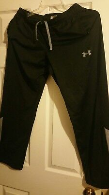 Under Armour Youth Xl Sweat Pants Storm