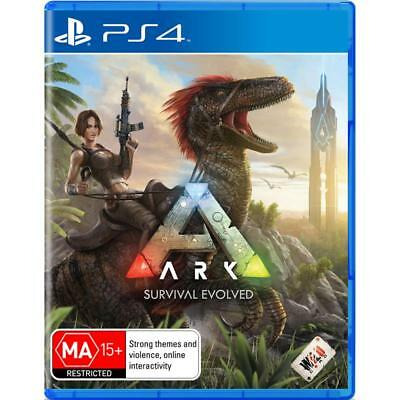 PS4 Playstation 4 ARK: Survival Evolved - BRAND NEW SEALED *AUS Version*