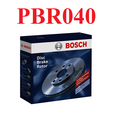 HOLDEN BOSCH SET FRONT DISCS ROTORS Suits Commodore 3.8i V6 VY 2002 2003 2004