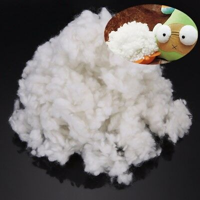 500g Polyester Fiberfill Stuffing/Filling Toys Quilts Pillow Craft Filler Cotton
