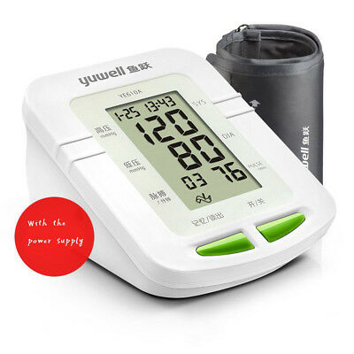 1pc IVR Blood Glucose Meter Monitor Kit Arm Type with Arm Cuffs Health Care