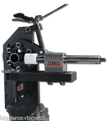 Baileigh Industrial Tube and Pipe Notcher TN-250