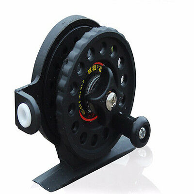 Ice Fishing Reel Portable Travel Fishing Tackle Reels 1:1 Gear Reel for Winter