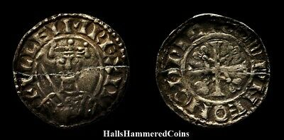 William I Penny - BMC 6 - Sword Type - Norman Silver Coin (HHC4323)