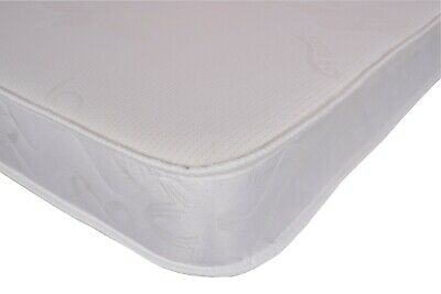 """5"""" All Foam Mattress No Springs Cabin Bed Midi Bunk Bed 2ft6 Shorty 3ft 3/4 4ft"""