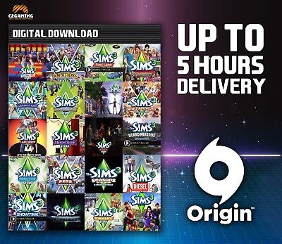 The Sims 3 PC/MAC [ALL EXPANSIONS] Origin Key - Region-Free | GENUINE KEYS