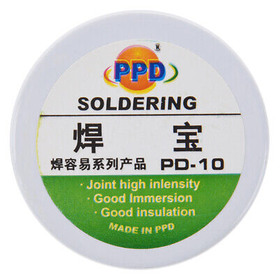 PPD 10g Soldering Solder Paste Flux Cream Welding Paste PK