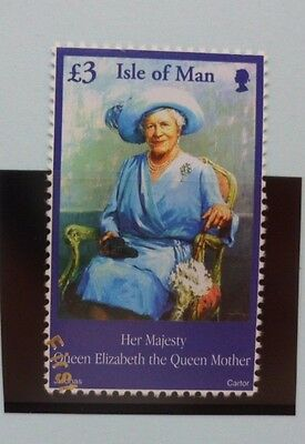 Isle of Man Stamps, 2002, Queen Mother Commemoration, SG982, Used